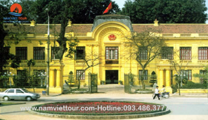 Bảo-tàng-Cách-mạng-Việt-nam