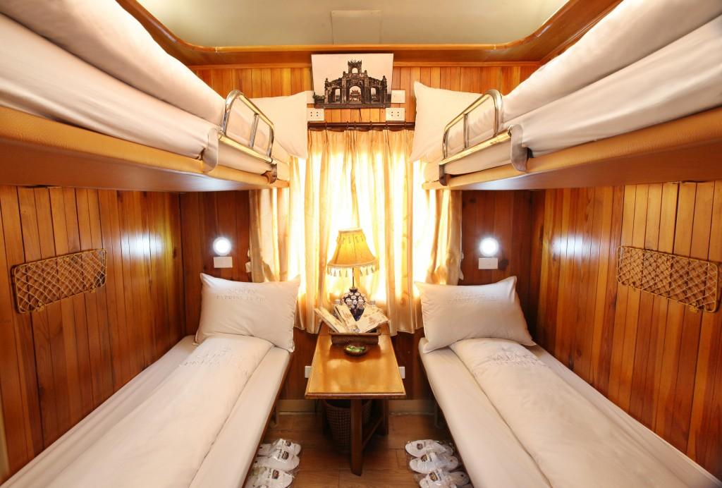 Vé tầu Sapaly Express train